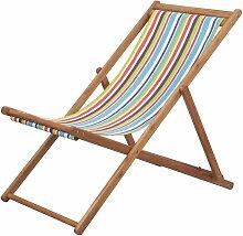 Youthup - Chaise pliable de plage Transat de