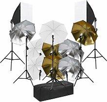 Youthup - Kit de studio de photo avec éclairage