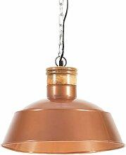 Youthup - Lampe suspendue industrielle 42 cm