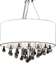 Youthup - Lustre moderne plafonnier 3 feux 85