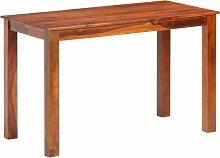 Youthup - Table de salle à manger 120x60x76 cm