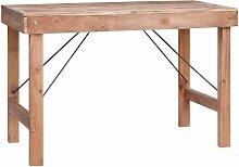 Youthup - Table de salle à manger 120x60x80cm