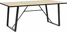 Youthup - Table de salle à manger Chêne