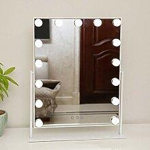 YQ&TL Grand Miroir de Maquillage D'éclairage