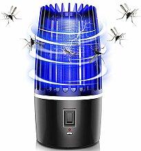 yqs Lampe Moustique 2020 Nouveau Radiantless USB