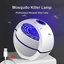yqs Lampe Moustique 2020 USB Powered Mosquito