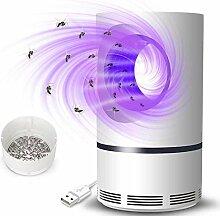 yqs Lampe Moustique Électrique UV Lumière