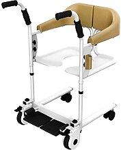 YQTXDS Chaise Mobile Chaise de Toilette avec