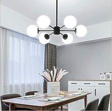 YSDS-JZ Nordic Lampe Suspendue E27 Moderne À La