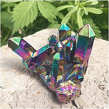 YSJJAXR Cristal Naturel Brut 50-60g Crystal