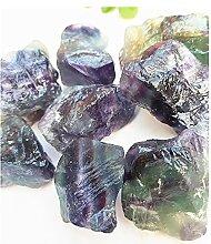 YSJJAXR Cristal Naturel Brut 5pcs spécimen Brut
