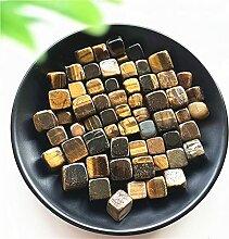 YSJJMES Cristal Naturel Brut 100g carré carré de