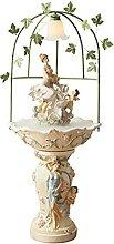 YTO Humidificateur de Fontaine de Sculpture en