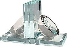 YTO Ornements en Cristal Transparent créatif de