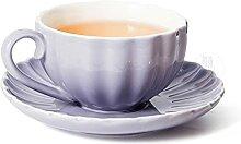 YTO Tasse à café en céramique de Style