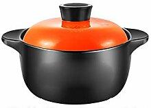 YTTZZ La chaleur Poterie résistant Marmite soupe
