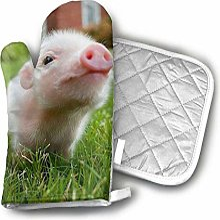 YudoHong Gants de cuisine en forme de cochon