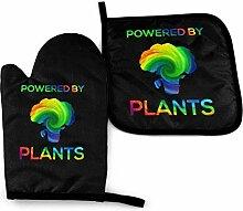 YudoHong Powered by Plants Ensemble de gants de