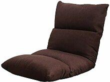 YUESFZ Chaises Pliantes Tatami Lazy Sofa Bed