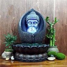 YUEXIN Sud-Est Asiatique Statuette Bouddha Statue