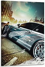 YUIKAI Impression sur toile « Need For Speed Most