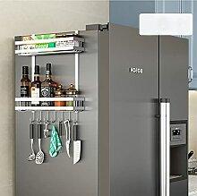 YunNasi Étagère à épices pour réfrigérateur