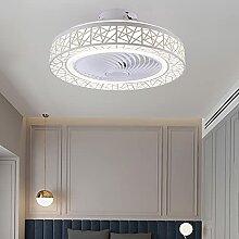 YUNZI Ventilateur Plafond LED Reversible