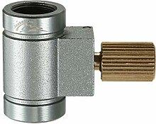 YUXIwang Adaptateur de valve pour réchaud à gaz,