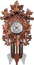 yxx Pendules à Coucou Cuckoo Horloge, Artisanat