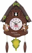 yxx Pendules à Coucou Cuckoo Horloge Pendulum