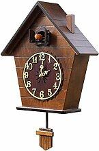 yxx Pendules à Coucou Horloge Cuckoo, Horloge