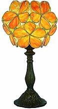 YXX Tiffany Night Lights, Lampe de Table Tiffany