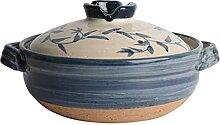 YXYY Casserole Japonaise en céramique marmite
