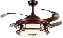 YXZN Lampe de Ventilateur avec télécommande 3