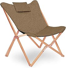 YYDMBH Chaise Pliante Camping Chaise Confortable