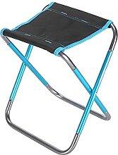 YYDMBH Chaise Pliante Camping Chaise légère