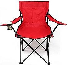YYDMBH Chaise Pliante Camping Chaise Pliante de la
