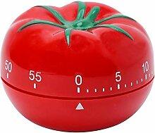 yyuezhi Tomate Forme Minuterie Portable Minuteur