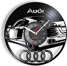 YYYFF Horloge Murale Design Moderne-Horloge Murale