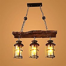 YZSJ Lampe Suspension Vintage Lumière Suspendu