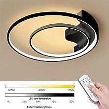YZSJ Plafonnier LED Lampe De Plafond Simple Et
