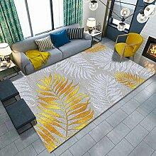 ZAZN Tapis Minimaliste Moderne Salon Chambre Tapis