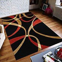 ZAZN Tapis Minimaliste Nordique Maison Salon Tapis