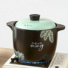 ZCME-power Cocotte Casserole Pot à Soupe en