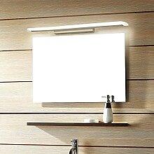 ZCYXQR 8W LED Miroir Lampe Frontale Toilettes
