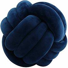 ZDLT Coussin de taille en forme de boule en