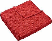Zebra 43669 canapé élastique Orion Textile, Rouge