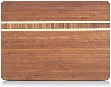 Zeller 25236 Planche à découper en Bambou 34 x