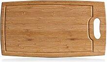 Zeller 25243 Planche à découper en Bambou avec