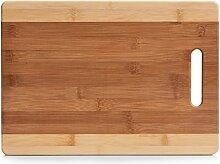 Zeller Planche à découper Bambou, Bambou,